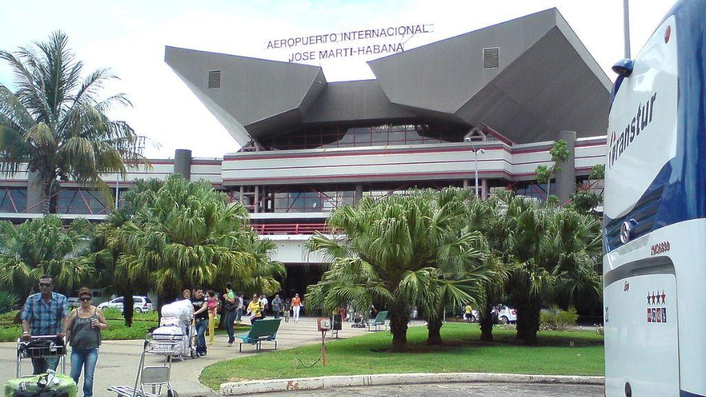 Aeropuerto José Martí