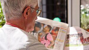 periódico prensa