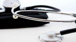 Estetoscopio sanidad medico enfermeria enfermera