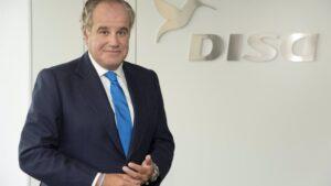 Demetrio Carceller Arce, presidente del grupo Disa