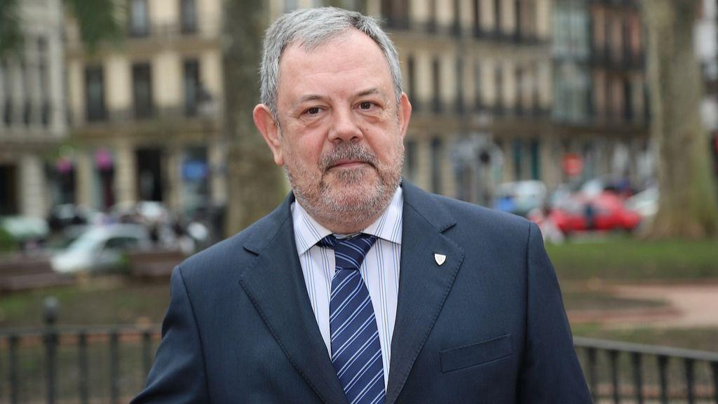 Pedro Azpiazu, consejero de Hacienda y Economía del Gobierno Vasco