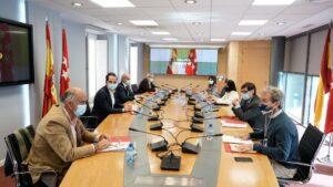 Reunión del Grupo Covid