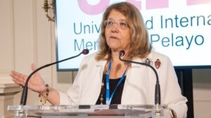Elvira Rodríguez, presidenta de Tragsa