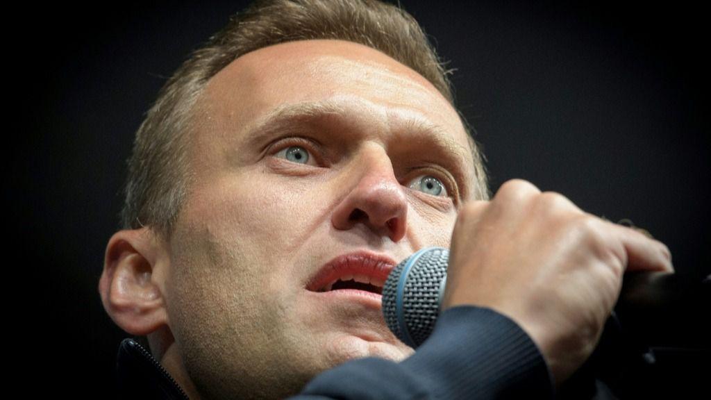 El opositor ruso, Alexéi Navalni, el 29 de septiembre de 2019 en Moscú