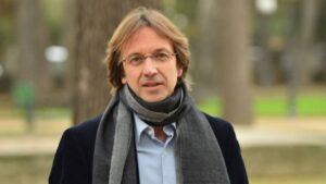 Javier Olivera, psiquiatra y secretario de la Sociedad Española de Psicogeriatría