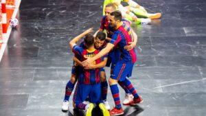 Barça - ElPozo