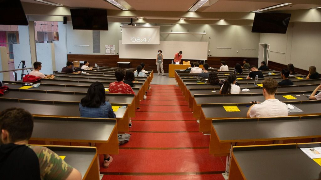 Campus UPF en Ciutadella en Barcelona