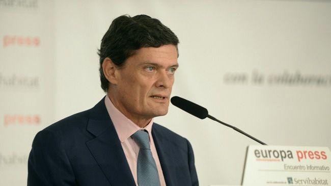 Jaime Echegoyen, director ejecutivo de la Sareb