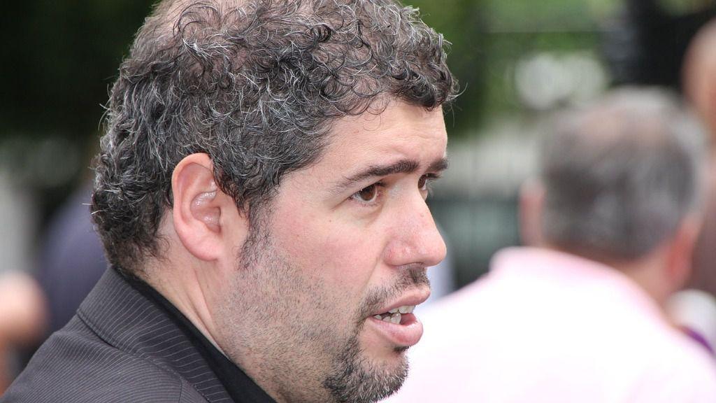 Unai Sordo, secretario general de la Confederación Sindical de Comisiones Obreras
