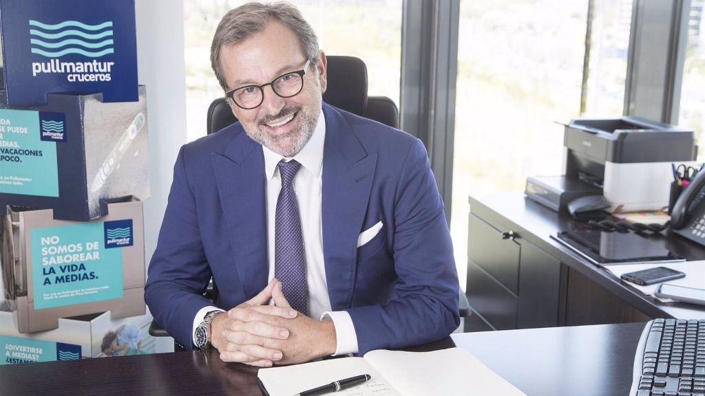 Richard J. Vogel_Presidente y CEO Pullmantur Cruceros
