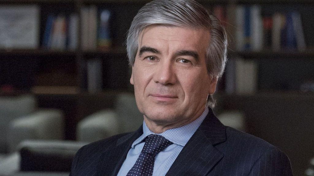 Francisco Reynés, presidente ejecutivo de Naturgy