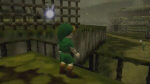Link en The Legend of Zelda: Ocarina of Time