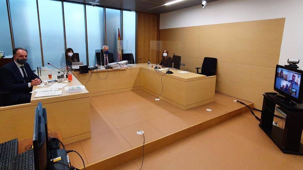 Reunión de la Comisión Permanente de la Sala de Gobierno.