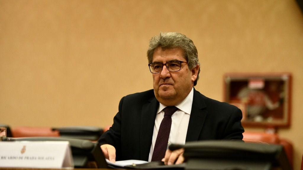 El magistrado de la Sala de lo Penal de la Audiencia Nacional de España, José Ricardo de Prada Solaesa