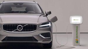 Acuerdo entre Volvo Car España e Iberdrola