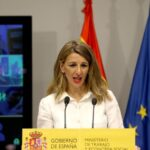 """Díaz marca distancias con el Banco de España y asegura que el Gobierno """"no va a abaratar"""" el despido"""