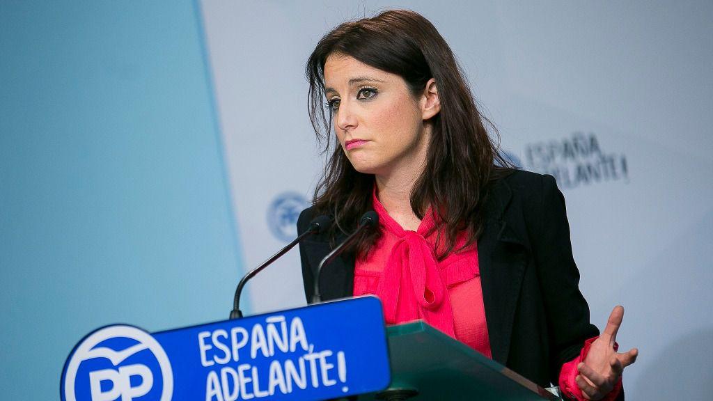 Andrea Levy, vicesecretaria de Estudios y Programas del