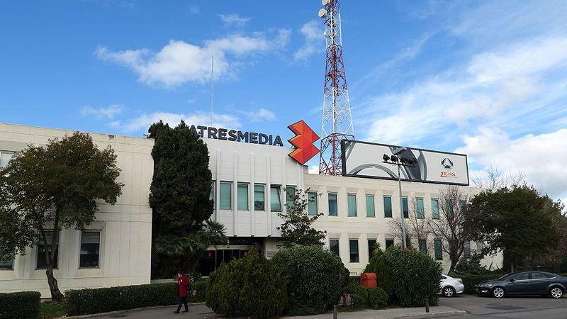 Estudios de Atresmedia