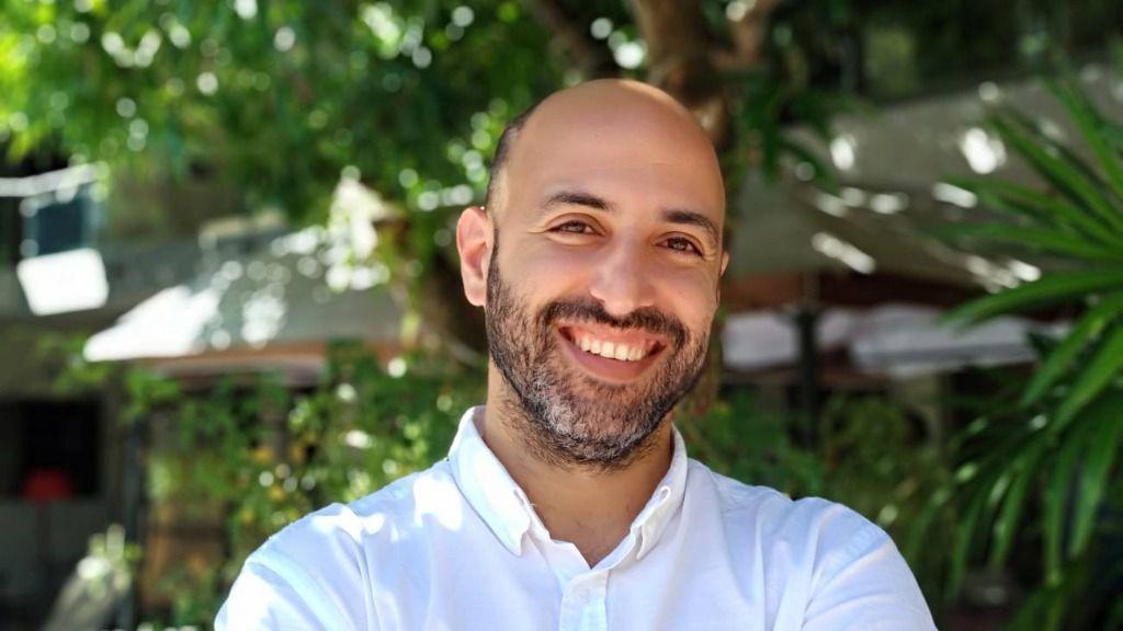 El investigador Carlos Chaccour