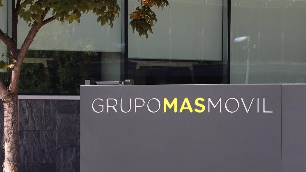 Fachada de la empresa Grupo Mas Movil