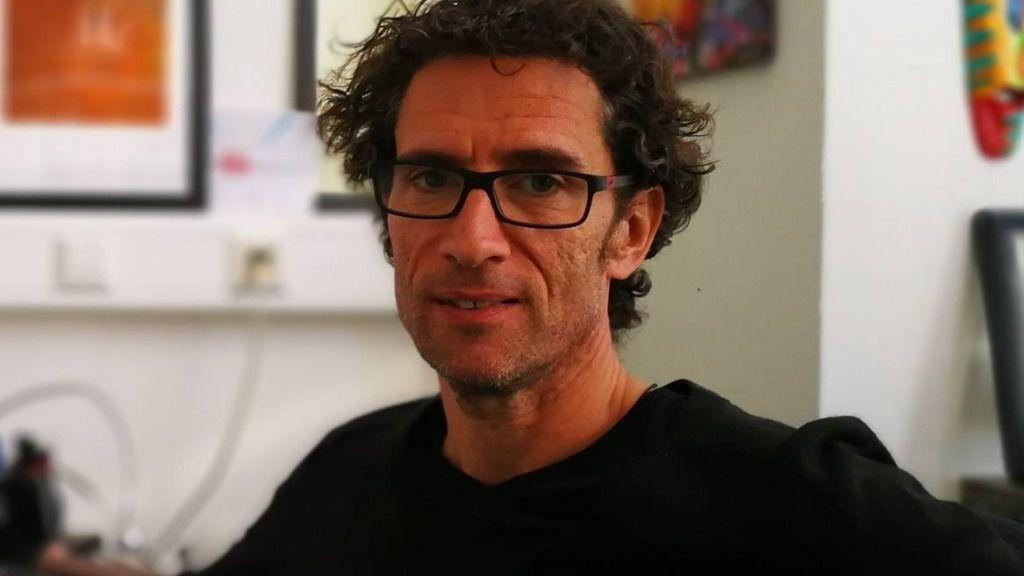 El investigador César Muñoz-Fontela