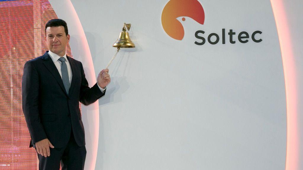 Raúl Morales, consejero delegado de Soltec