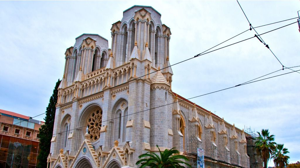 Iglesia Notre Dame de Niza