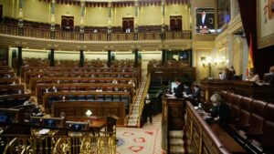 El ministro de Sanidad, Salvador Illa, informa al Pleno del Real Decreto 926/2020, de 25 de octubre, por el que se declara el estado de alarma para contener la propagación del covid-19 y la solicitud de autorización de su prórroga.