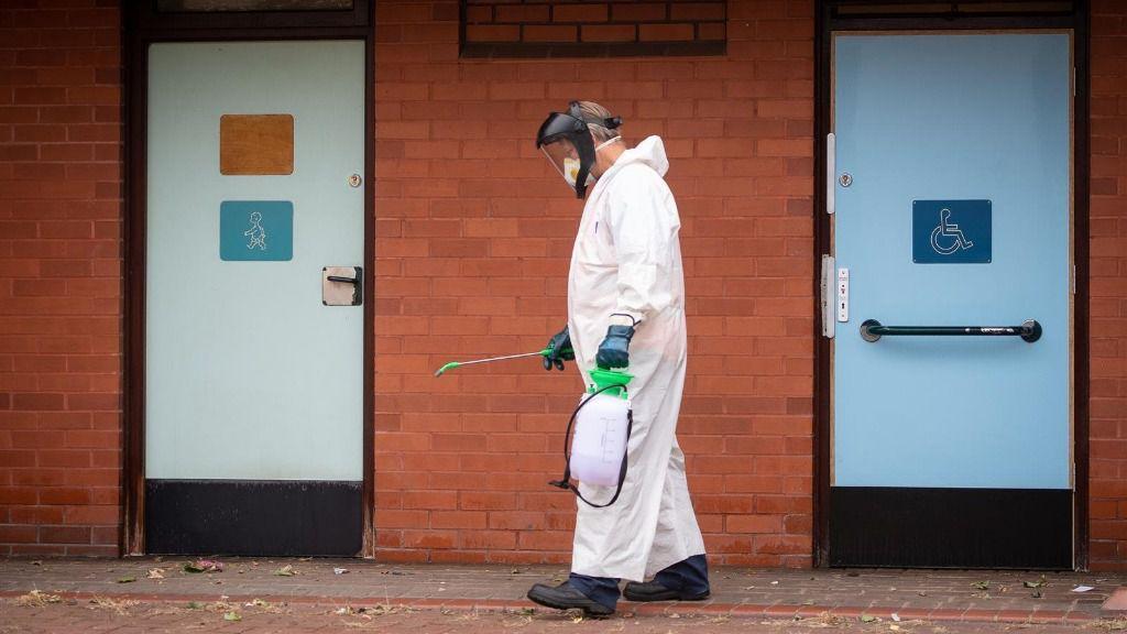 Coronavirus en Leicester, Reino Unido
