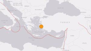 Terremoto en Esmirna (Turquía)