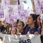 8M: Delegación del Gobierno prohíbe algunas manifestaciones pero permite otras
