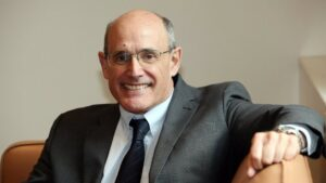 Rafael Bengoa, ex consejero de Sanidad y ex asesor de Obama