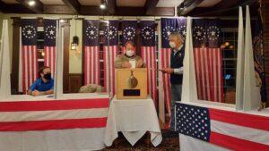 Jornada electoral en Dixville Notch, New Hampshire