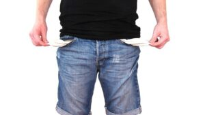 Precariedad pobreza dinero crisis