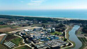 El colector de aguas residuales de Castelldefels