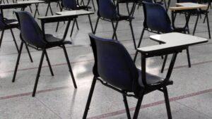 aula sillas oposiciones educacion colegio
