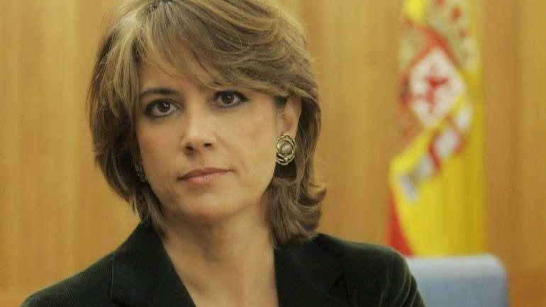 Dolores Delgado.