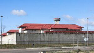 Exterior de la Cárcel de Valdemoro/Centro Penitenciario Madrid III, en Valdemoro