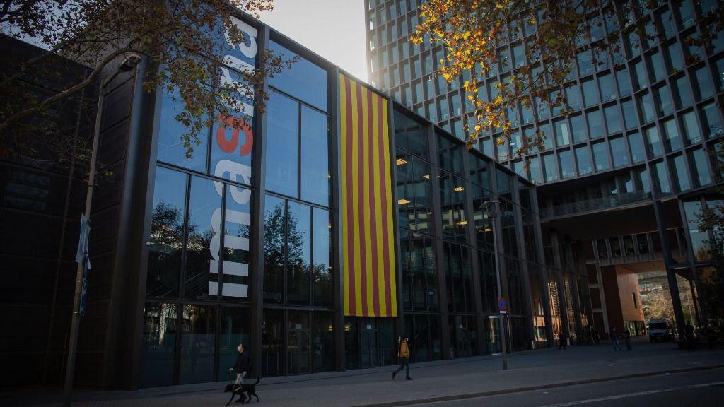 La sede de Mediapro, en Barcelona