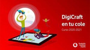 Más de 2.600 niños en riesgo de exclusión social aprenderán competencias digitales gracias a la Fundación Vodafone