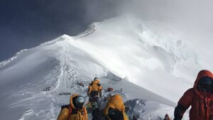 La Expedición National Geographic and Rolex Perpetual Planet Everest ha sido la más importante realizada hasta la fecha