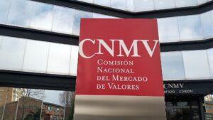 Sede de la Comisión Nacional del Mercado de Valores (CNMV)