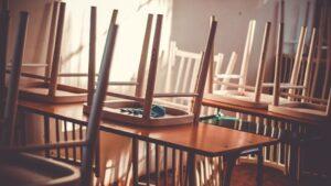 clase aula educacion