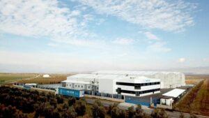 Centro de producción de Aquaservice en Cogollo de Guadix (Granada)