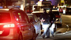 Policía de Austria en la capital, Viena