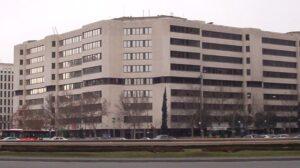 Juzgados de Plaza Castilla, Madrid