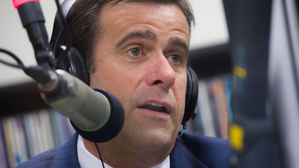 El director nacional de Inteligencia de EEUU, John Ratcliffe