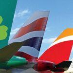 IAG se dispara un 10% en el Ibex tras levantar EEUU algunas restricciones de viajes