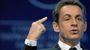 Nicolas Sarkozy, ex presidente de Francia
