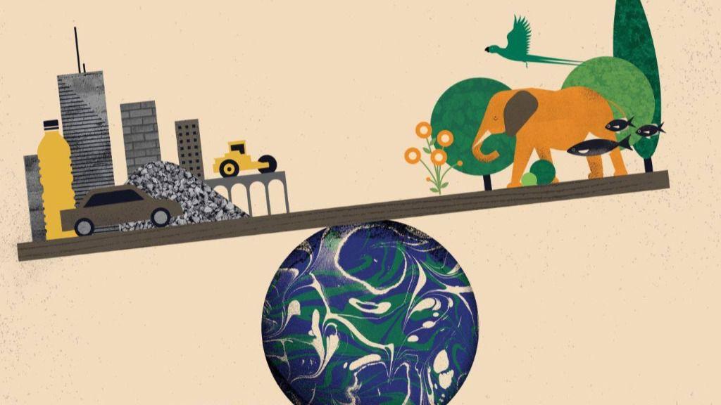 Este año la masa antropogénica superará a la natural